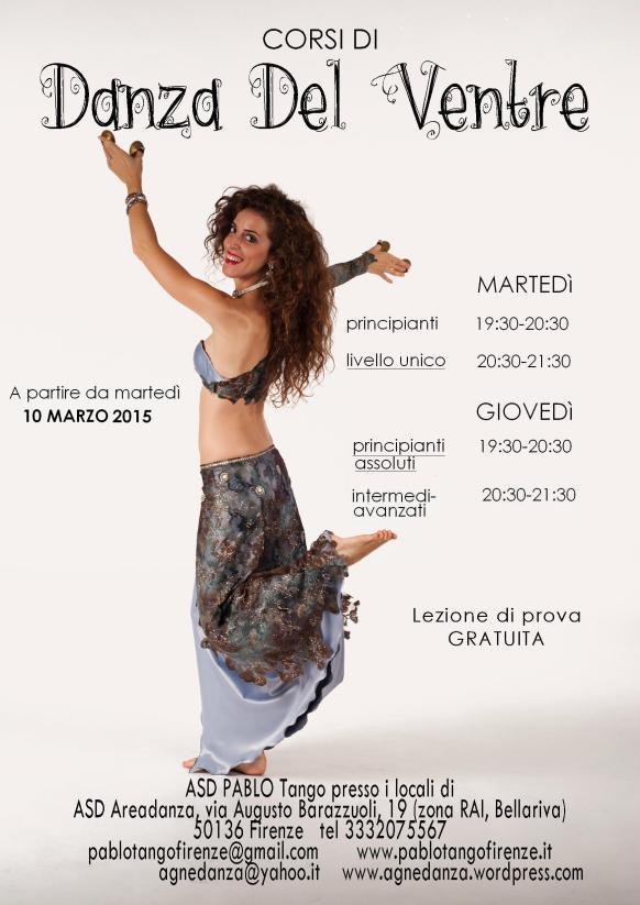 Danza del ventre 2014-2015 gennaio