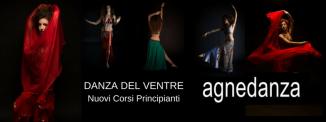 DANZA DEL VENTRE - Nuovi corsi per PRINCIPIANTI ASSOLUTI