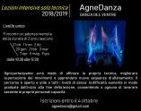 Lezioni intensive tecnica AgneDanza 2018-2019