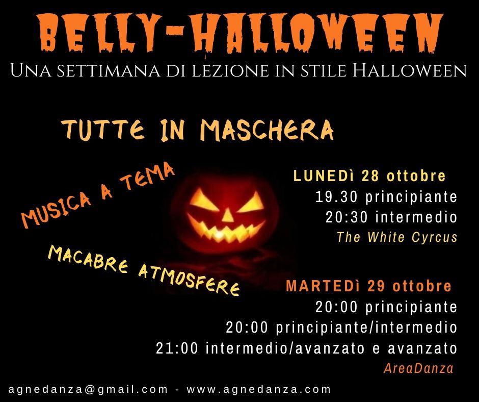 Belly-Halloween Dance Week (5)